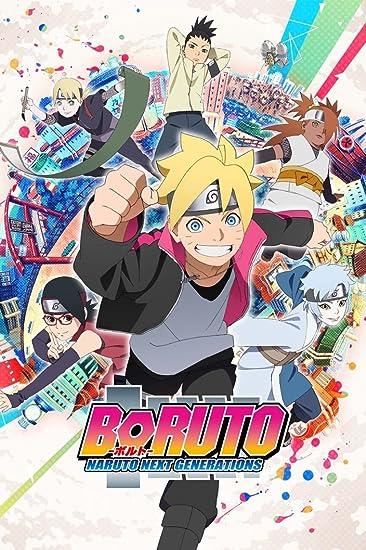 Xxw Artwork Boruto Naruto Next Generations Poster Uzumaki Boruto Uchiha Sarada Mitsuki Prints Wall Decor Wallpaper Amazon Co Uk Kitchen Home
