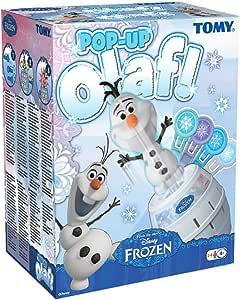 Disney Frozen - Tricky Salta Pirata Olaf, Juego de Mesa (Bizak 30692389): Amazon.es: Juguetes y juegos
