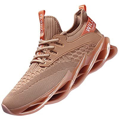 Men's Blade Sneakers Mesh Breathable Fashion Sports Casual Walking Running Shoes | Shoes