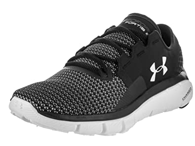 quality design 5824b bd45a Under Armour Women s UA Speedform Fortis 2 Running Black 6.5