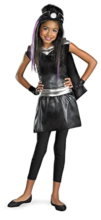 X Men Storm Halloween Costume Child Size Large 10 12