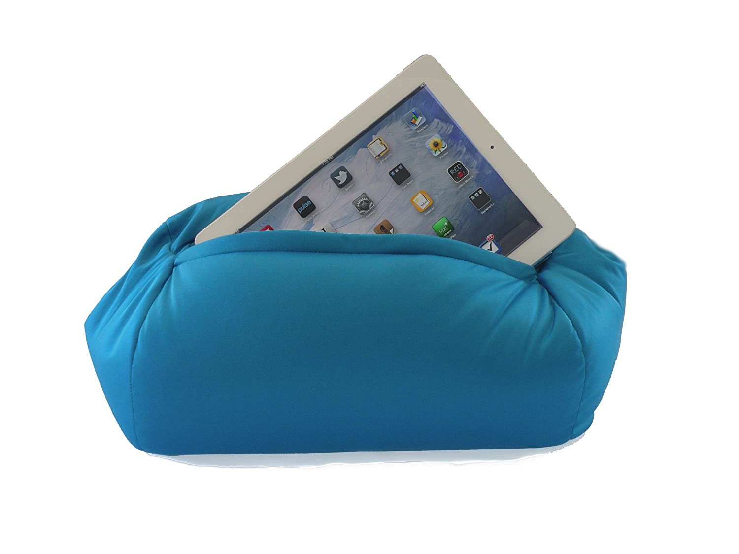 Renegade Concepts: Lap PRO iPad 3 iPad 2 Stand//Caddy Universal Beanbag Lap Stand Tablet Accessory for iPad 1 iPad 4 Acer,