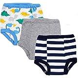 Gerber Baby Toddler Boy Training Pants, 3-Pack