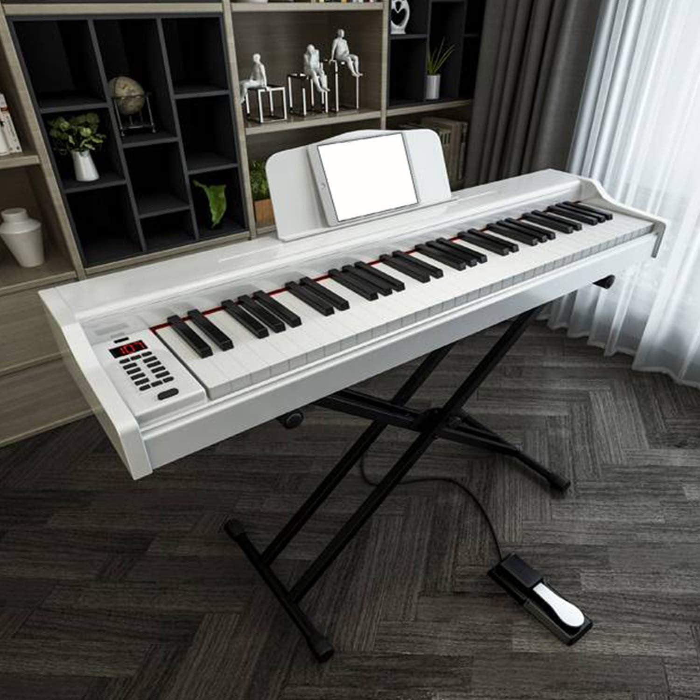 Hengda Soporte de teclado Patas Perfil Doble diseño en forma ...