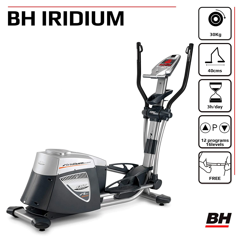 BH Fitness Iridium Avant Generator G247N - Elíptica Semi ...