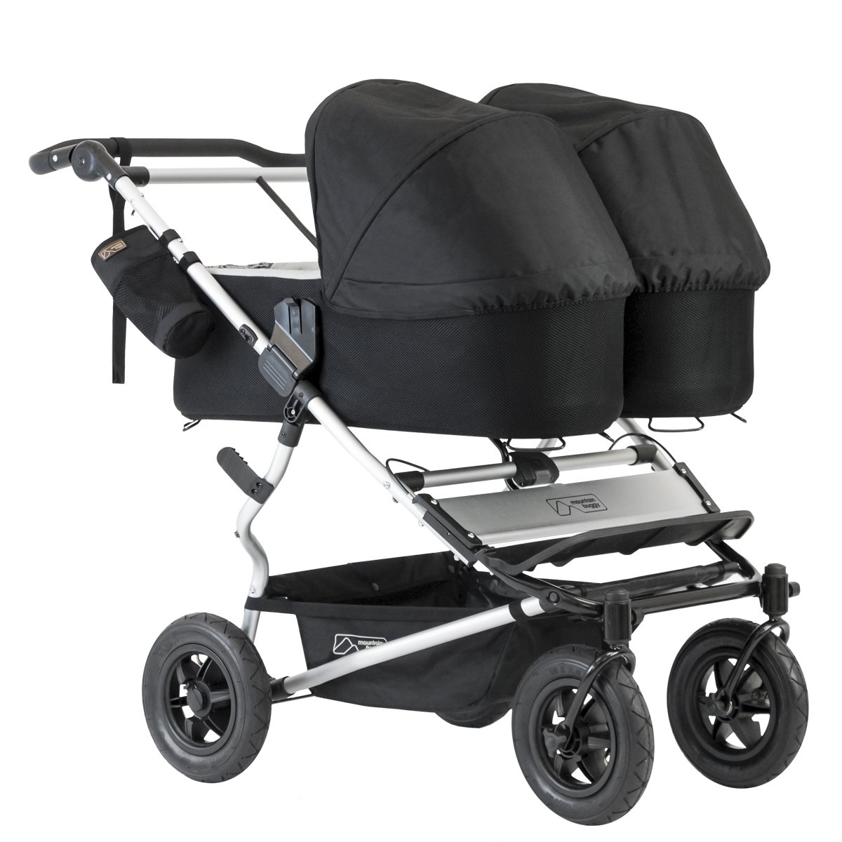 Mountain Buggy Duet 2016 Double Stroller, Black by Mountain Buggy (Image #13)