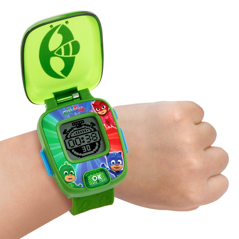 VTech PJ Masks Super Gekko Learning Watch by VTech (Image #2)