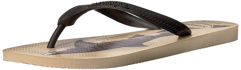 ac6292dc4 Amazon.com  Havaianas Men s Conservation International Sandal Beige Black   Shoes