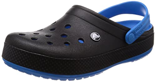 a2eabba370263d crocs Unisex Adult Crocband Carbon Graphic Clogss Blue  Buy Online at Low  Prices in India - Amazon.in
