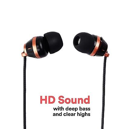 34b2107dd0e Stealkart BassHeads Earphones In-Ear Headphones for Redmi Note 6 Pro Mi  Note 5 Pro