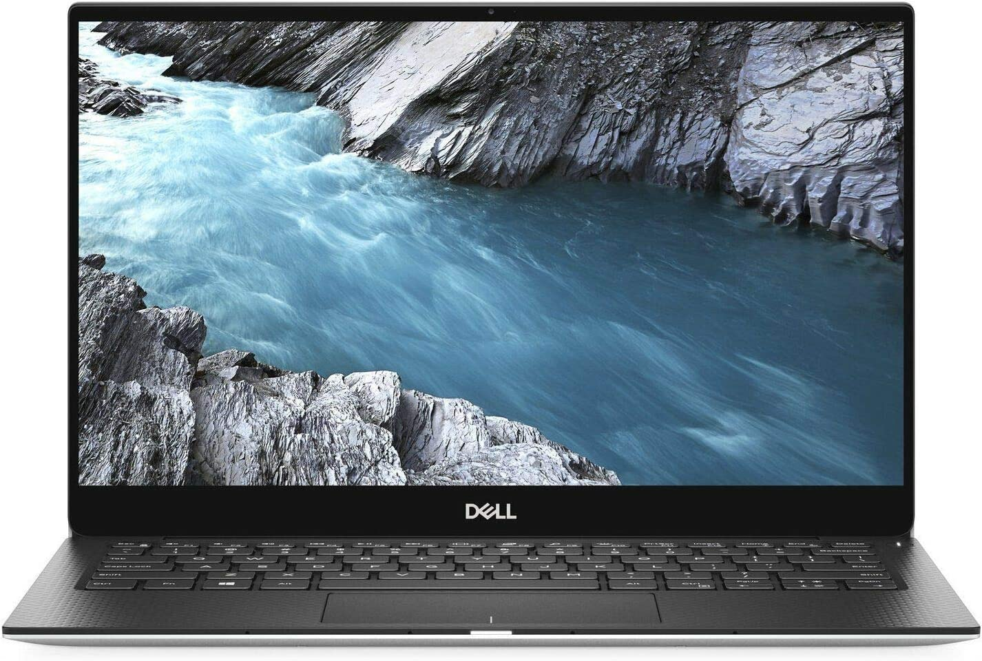 "Dell XPS 13 9380 13.3"" Notebook - 1920 X 1080 - Core I5-8265U - 8GB RAM - 256GB SSD - Platinum Silver, Carbon Black"
