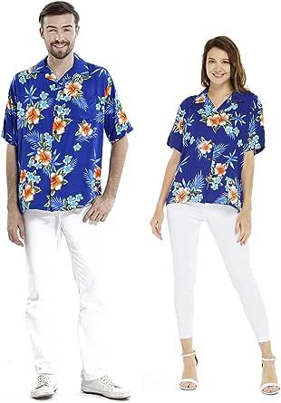 Luau Outfit - Conjunto de Camisetas de Aloha Hawaianas a ...
