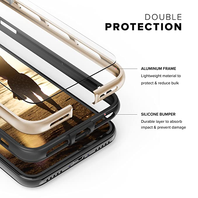 Amazon.com: Zizo SHOCK Series - Carcasa para iPhone X ...