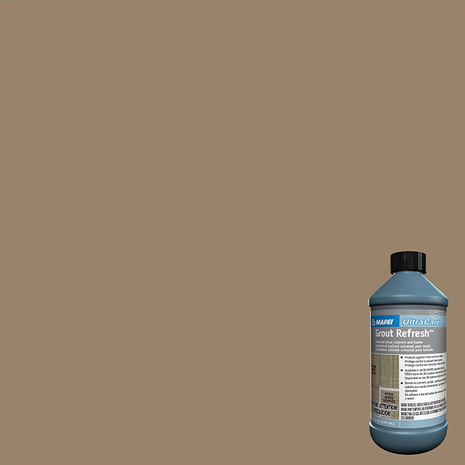 Grout Refresh - Bahama Beige - 8oz. Bottle - Tile Grout Cleaners ...