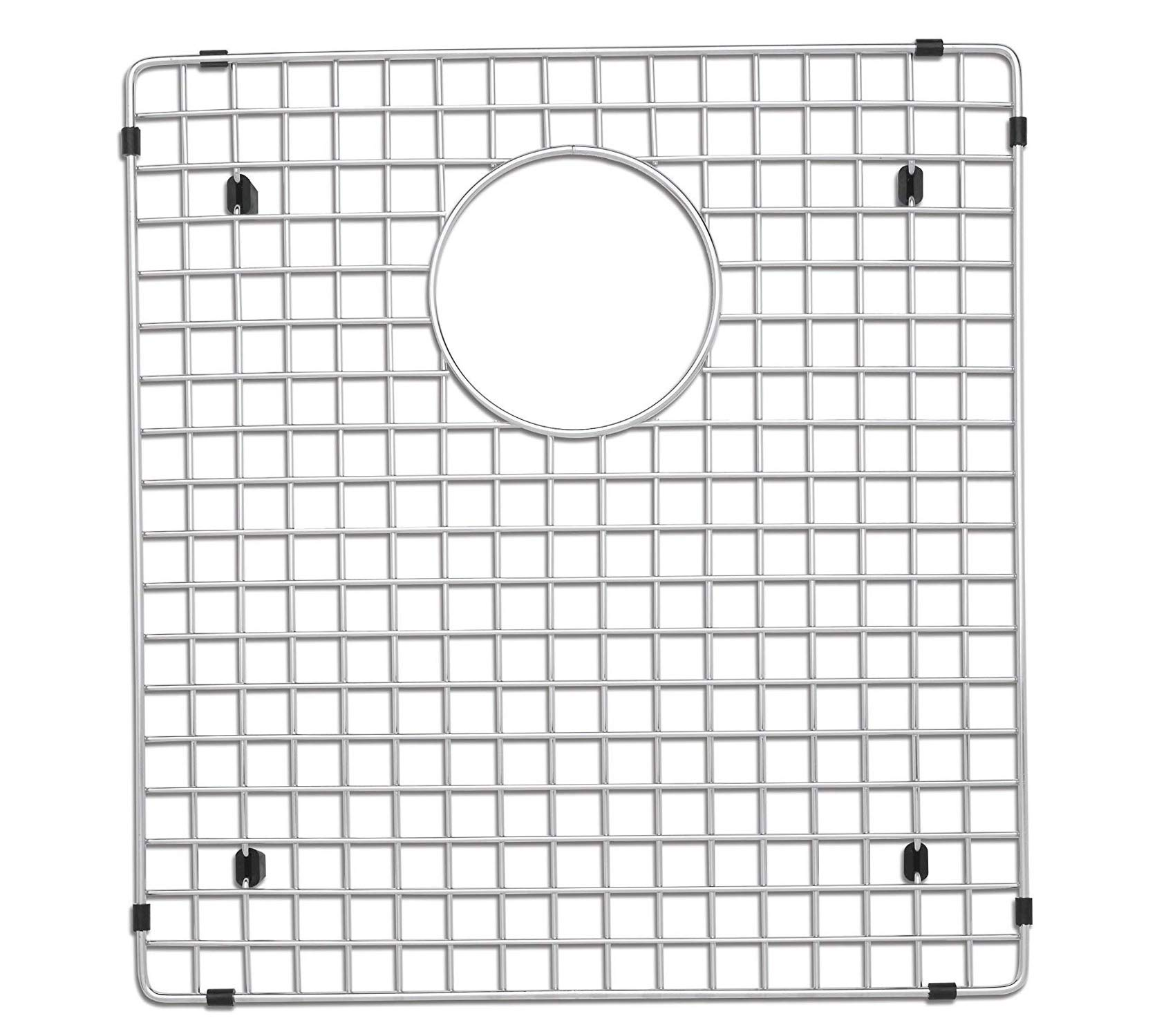 Home Décor Premium Grid Fits Precision 16-Inch undermount Sinks Stainless Steel Storage