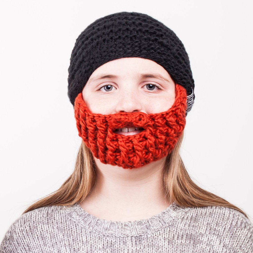 0e8c22e0 ireland childs knit hat with beard review 1c659 8ce90