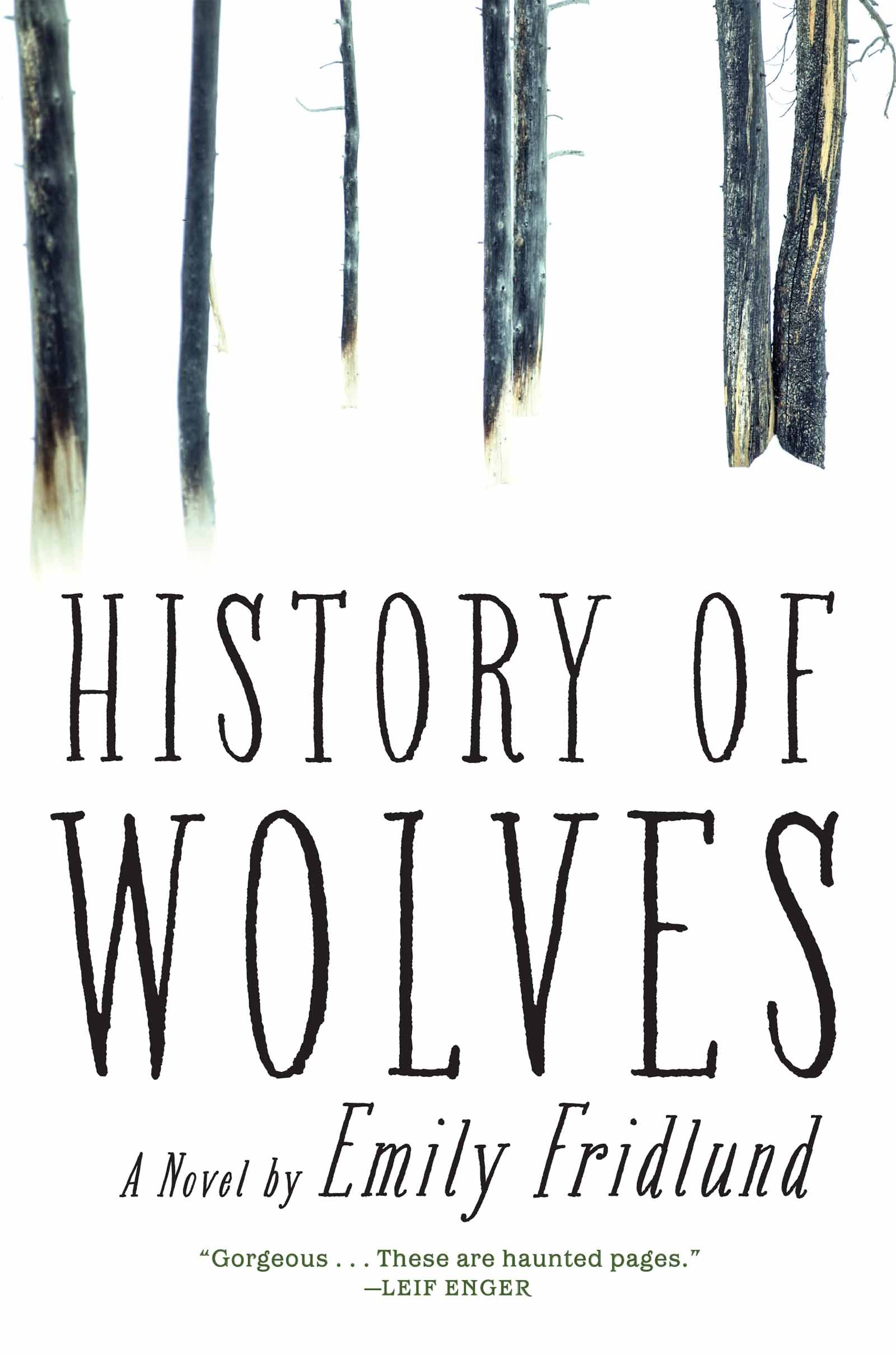 History of Wolves: A Novel: Emily Fridlund: 9780802125873: Amazon.com: Books