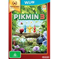 Nintendo Selects Pikmin 3