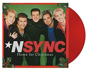Nsync Merry Christmas.Nsync Nsync 1 19 Vinyl Lp Amazon Com Music