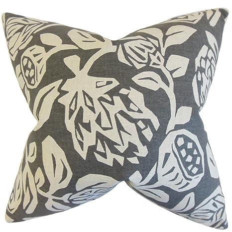 La Almohada Collection Izzy para cojín, diseño de Flores ...