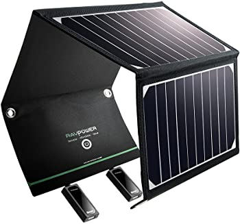 RAVPower 16W Solar Panel Charger