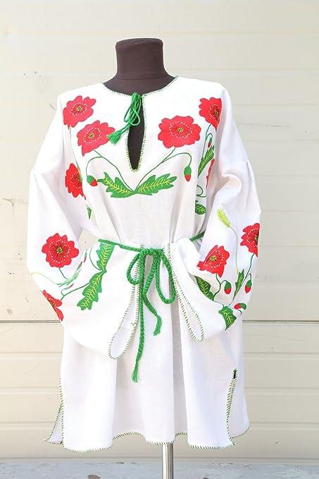 Hecho a mano bordado de mano e instrucciones para hacer vestidos s e ...