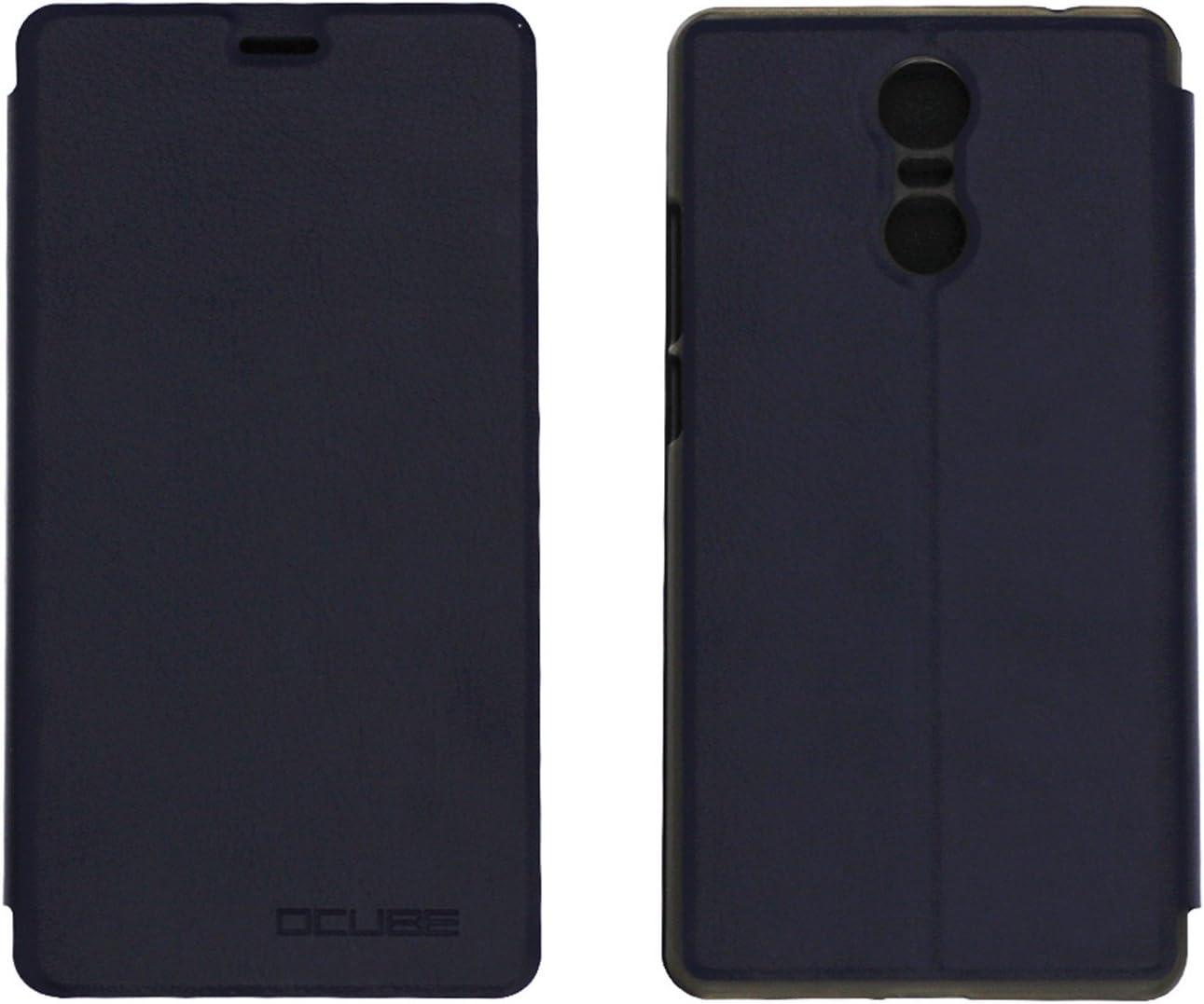 Guran® Funda de Cuero para Bluboo Maya MAX Smartphone con Función ...