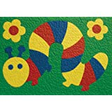 Lauri Crepe Rubber Puzzles - Caterpillar