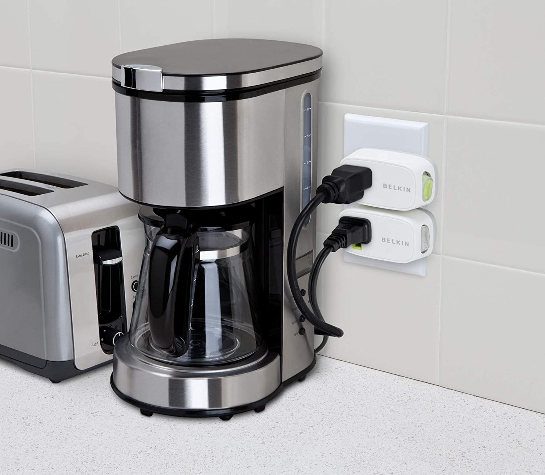 Amazon.com: Belkin Conserve Energy Saving Power Switch (F7C016q ...