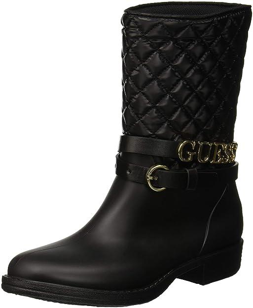 Femme Chaussures Guess VENA Boots à talons black