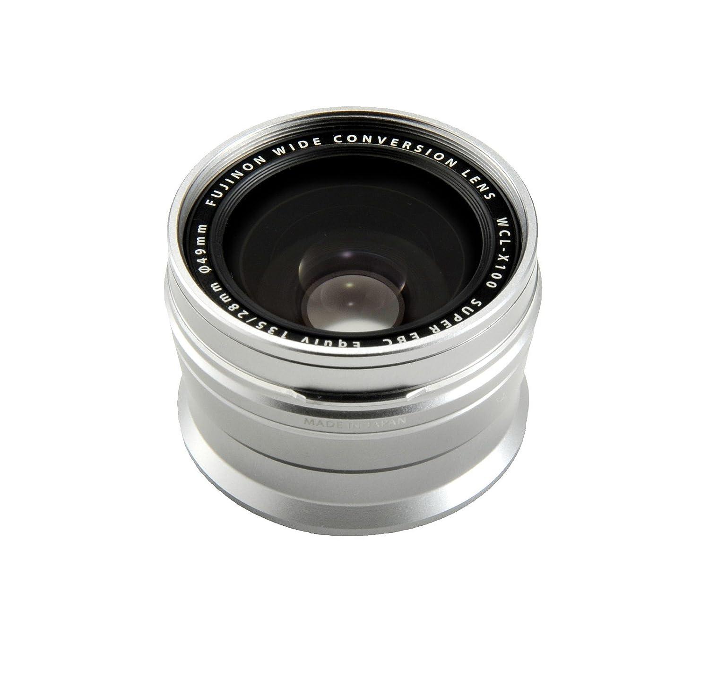Fujifilm WLC X Conversor angular para objetivos de cámaras X XS color