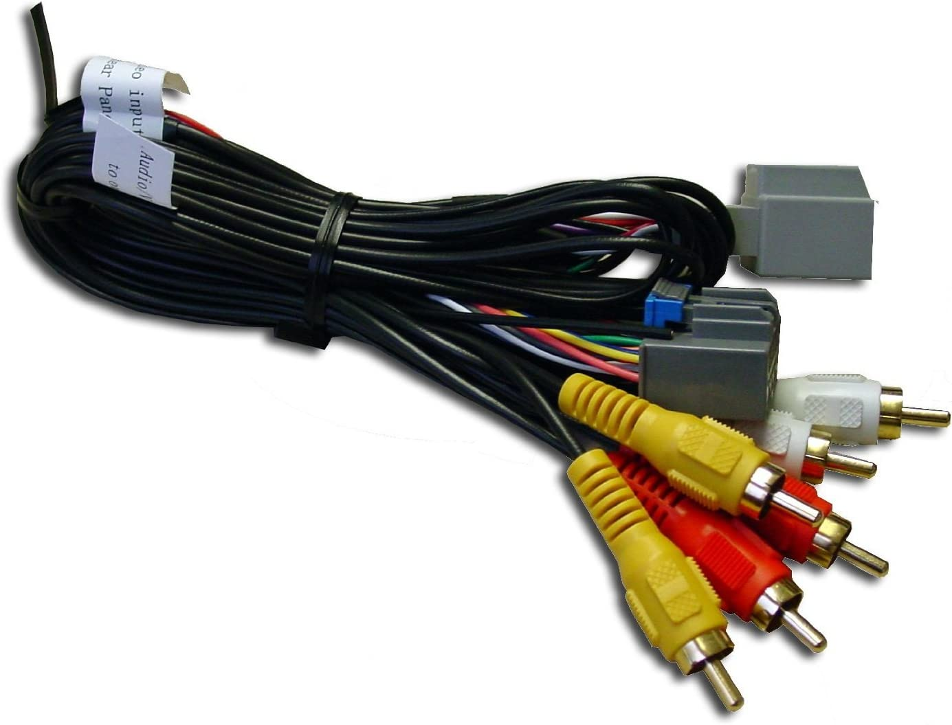 PAC GMRVD Overhead LCD Retention Cable for General Motors Vehicles With Rear Seat Entertainment Scosche