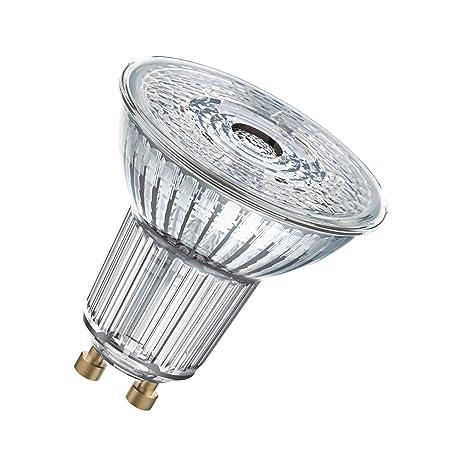 Osram LED GU10 Bombilla Value par 16 4,3 W=50 W Blanco Frío