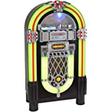 La chaise longue Hollywood jukebox CD entrée auxiliaire pour iPhone/iPod/mp3 Multicolore