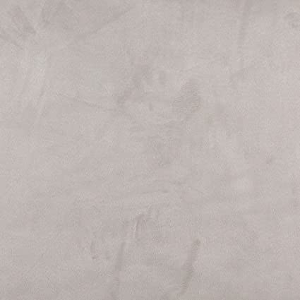 Amazon Com Platinum Grey Premium Soft Microfiber Suede Upholstery