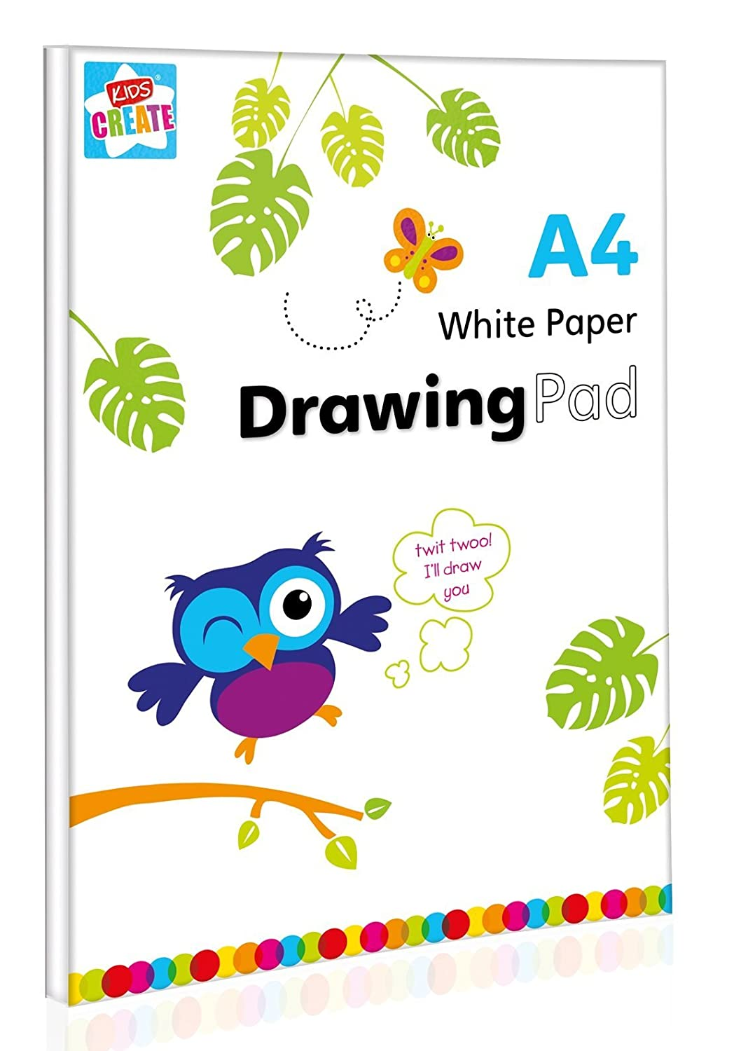 Anker SCVU/6 Kids Create A4 Drawing Pad, 50 Sheets