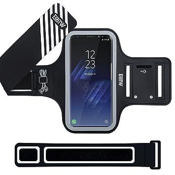 EOTW Brazalete Deportivo para Samsung Galaxy S8 Plus/ S9/ S7 Edge/ S6 Edge+