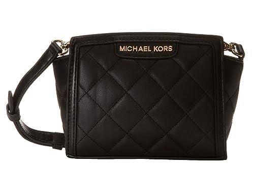 Amazon.com: Colcha de Michael Kors Selma Mini portafolios ...