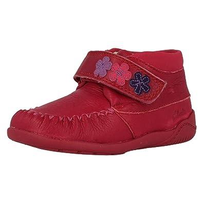 e24fa6d6954a Clarks Litzyfleur Fst Mädchen Kinder Stiefel  Amazon.de  Schuhe ...