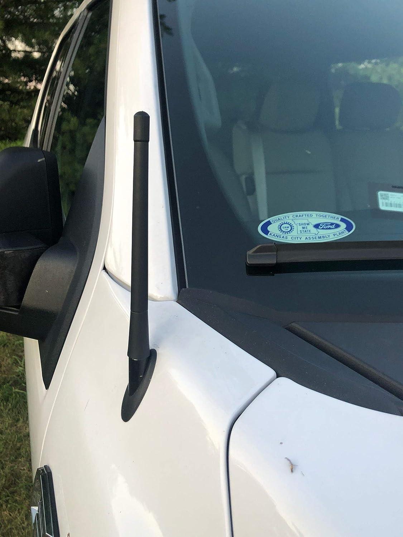 7 Antenna MAST Black for Ford F-150 F150 F 150 2009-2020 New