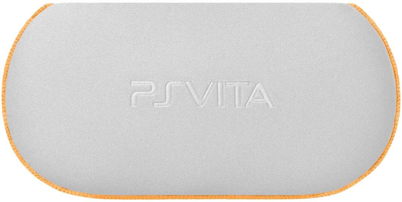 PlayStation Vita Soft Case White (PCHJ-15021)(Japan Imported)