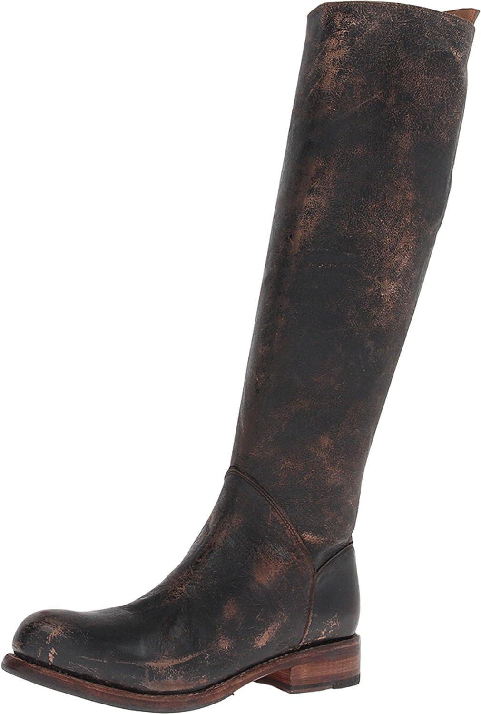 Bed|Stu Women's Manchester Knee-High Boot B00C9KMCH8 7.5 B(M) US|Black Lux