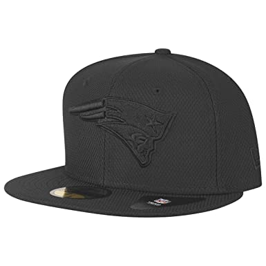 A NEW ERA Mujeres Gorras/Gorra Plana Diamond England Patriots 59Fifty: Amazon.es: Ropa y accesorios