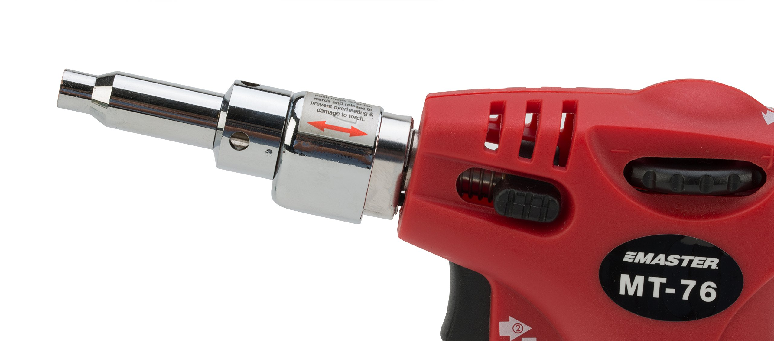Master Appliance Triggertorch 3-in-1 Heat Tool with Soldering and Hot Air Tips by Master Appliance (Image #5)