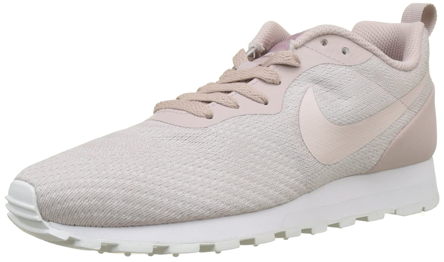 Rose (Particle Rose Barely Rose blanc 601) Nike WMNS MD Runner 2 Eng Mesh, Chaussures de Gymnastique Femme 37.5 EU