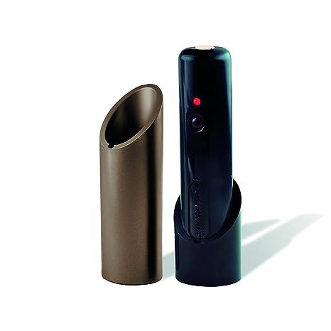 Riemser Pharma Herpotherm - Dispositivo de tratamiento térmico para herpe labial, color negro