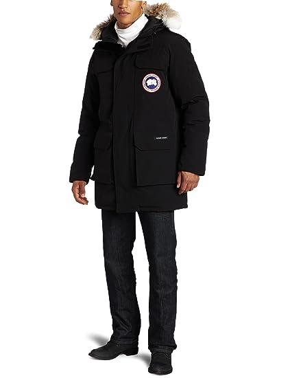 83ef3851a2b Amazon.com: Canada Goose Men's Citadel Parka Coat: Clothing