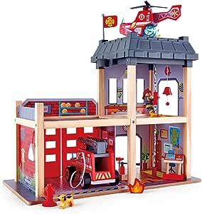 Hape E3023 Fire Station Toy