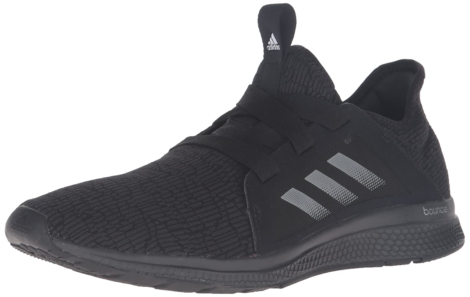 adidas Women's Edge Lux W Running Shoe B01A68B9P0 10 B(M) US|Black/White/Dgh Solid Grey