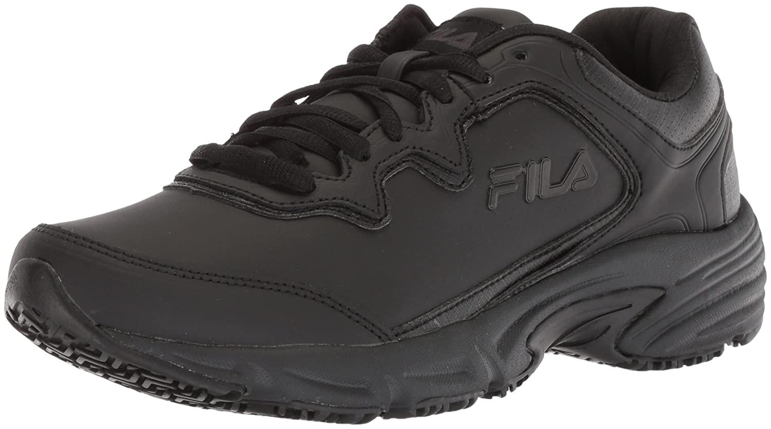 31af8d604426 Amazon.com  Fila Women s Memory Fresh Start 2 Slip Resistant Work ...